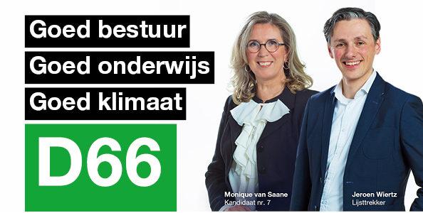 D66 Almelo flyer